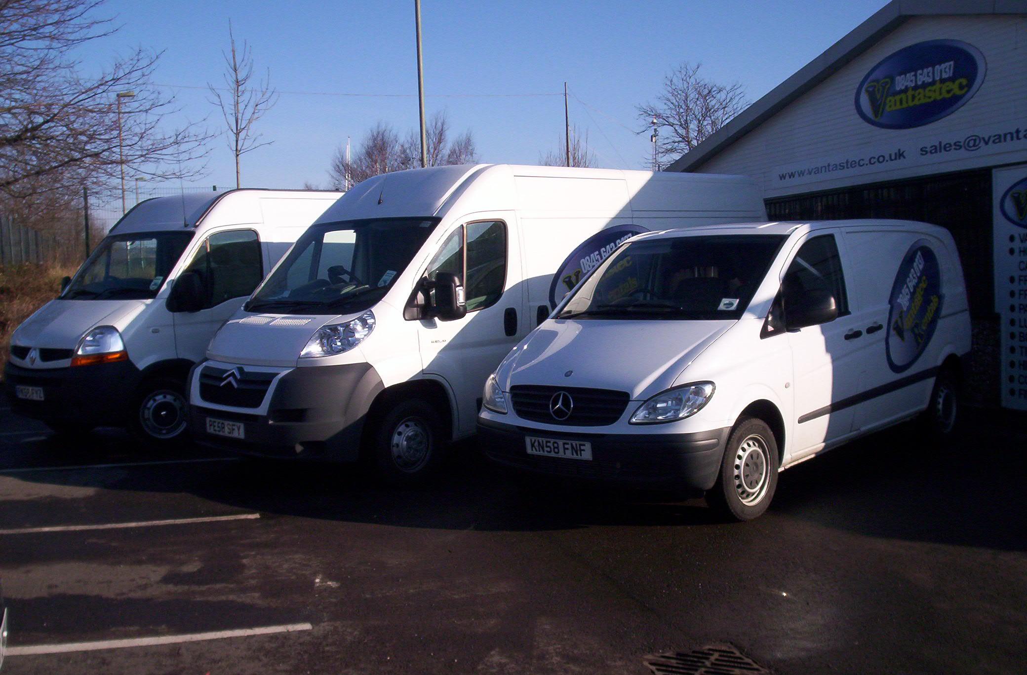 freezer vans for sale in the uk